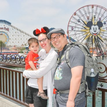 Disneyland with Toddlers: Tips + Itinerary