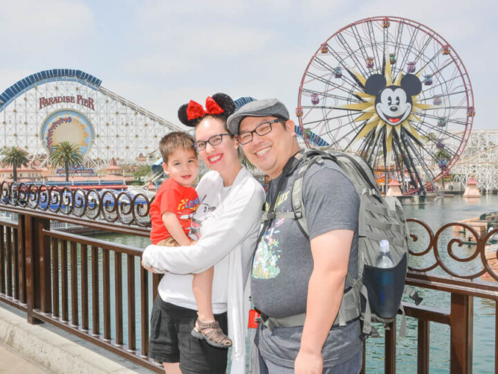 Disneyland with Toddlers featured by top Seattle family travel blog, Marcie in Mommyland