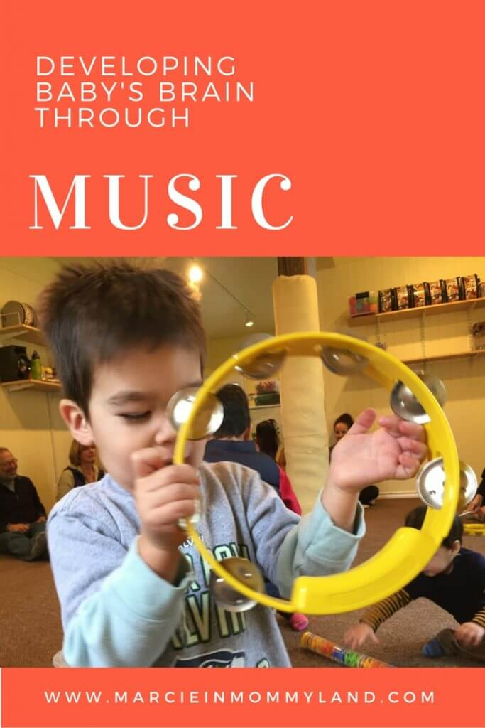 Developing Baby's Brain Through Music