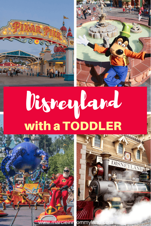 Trying to figure out how to master Disneyland with a toddler? Get my tips for making Disneyland with kids stress-free and full of magic! Click to read more or pin to save for later. www.marcieinmommyland.com #disney #disneyland #disneysmmc #disneylandtips | Disneyland with Toddlers featured by top Seattle family travel blog, Marcie in Mommyland