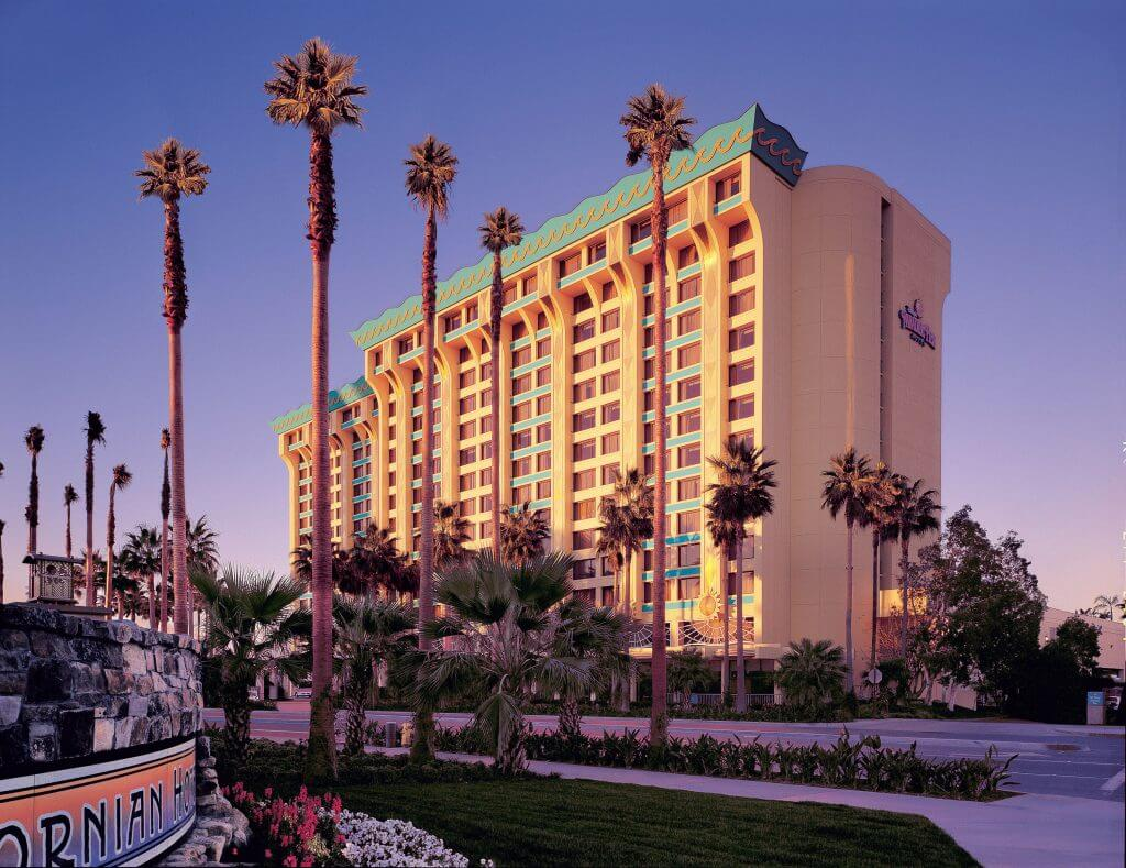 Where to stay at Disneyland? Disney's Paradise Pier Hotel at Disneyland with toddlers. #disney #disneyland #paradisepierhotel #disneylandresort #disneylandtips #disneylandwithtoddlers #familytravel