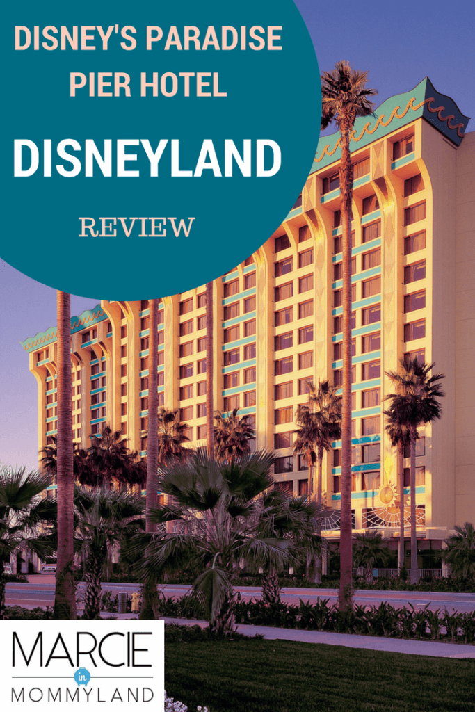 Review of Disney's Paradise Pier Hotel at Disneyland