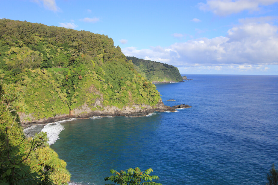 The Road to Hana is a must do in Maui with kids.