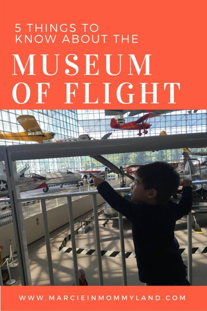 5 Things to Know about the Museum of Flight