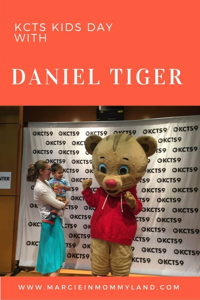 Kids Day with Daniel Tiger