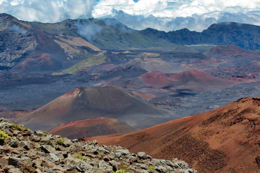 Haleakala is one of the coolest things to do in Maui. The views are incredible!