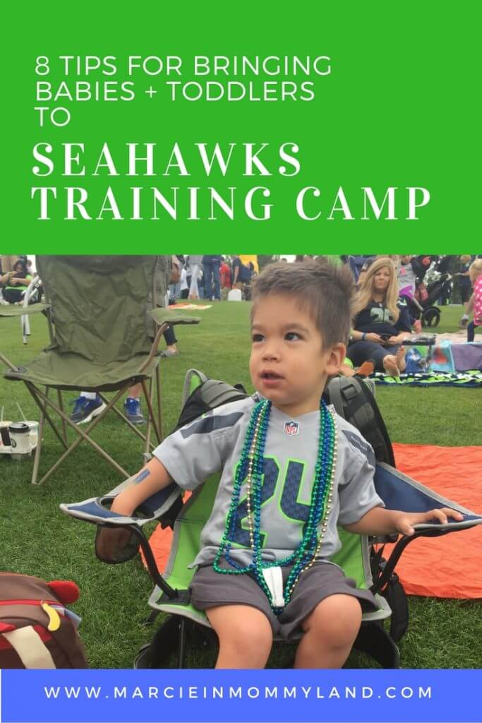8 Tips for Seahawks Training Camp