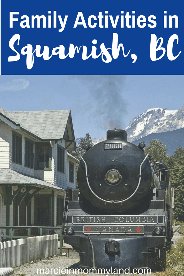 See the top Squamish attractions for families near Vancouver, BC #exploresquamish #squamishattractions #explorebc #britishcolumbia
