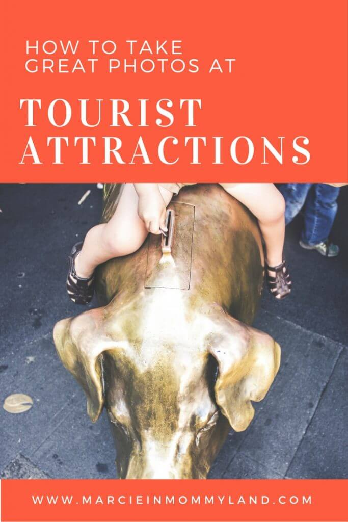 How to take great photos at tourist attractions