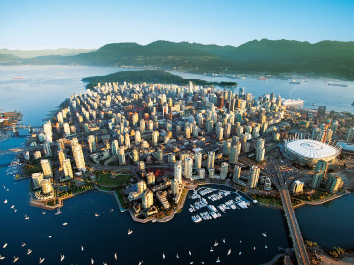 4 Day Itinerary for Vancouver, BC with Kids