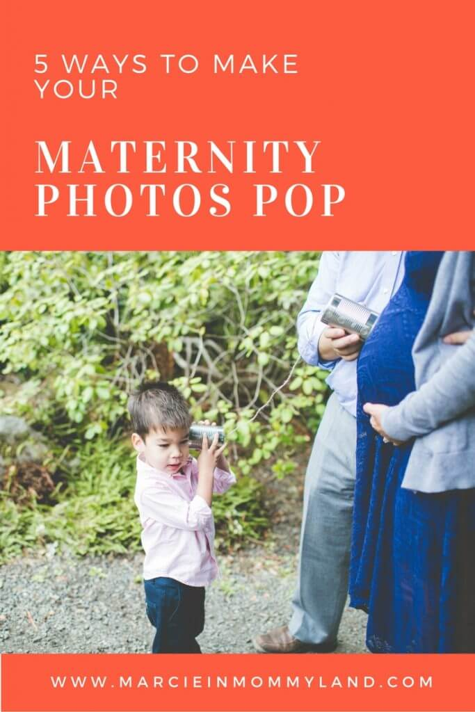 Maternity Photo tips