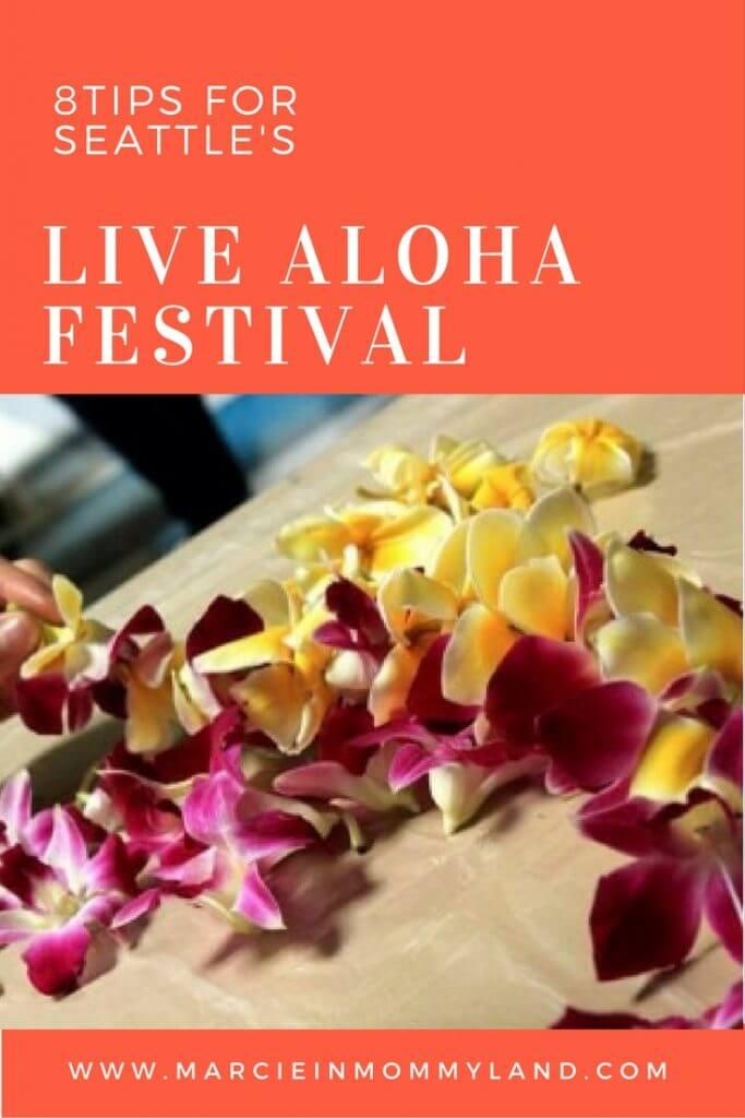 Seattle Live Aloha Hawaiian Cultural Festival