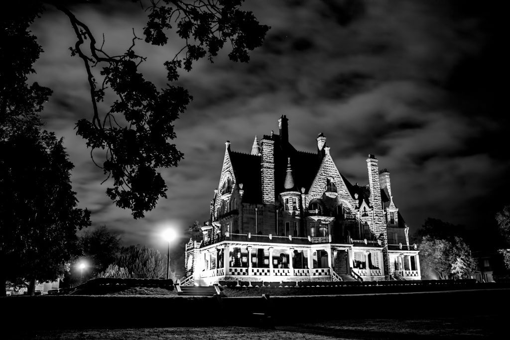 Photo of Craigdarroch Castle in Victoria, British Columbia, Canada