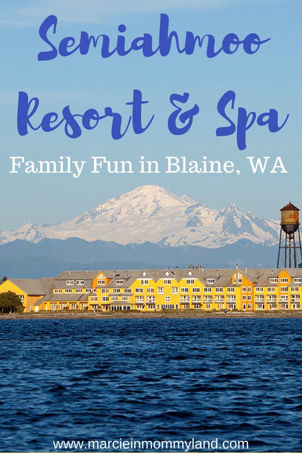 Semiahmoo Resort & Spa is a family friendly resort in Blaine, WA near Vancouver, BC #pnw #pacificnorthwest #familytravel #semiahmooresort