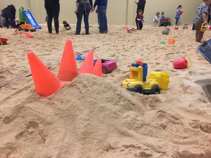 Lil Diggers Playtime at Sandbox Sports in Seattle