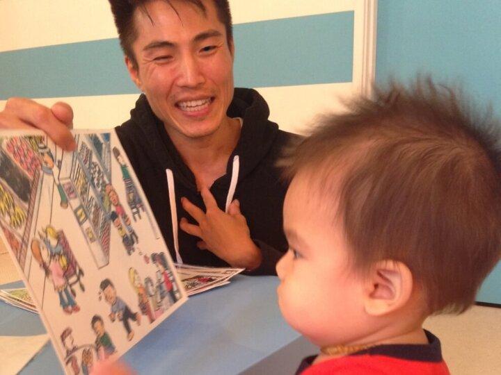 Ni Hao to Toddler Language Exploration