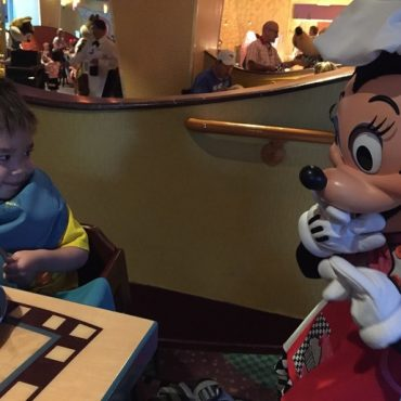 Disneyland Character Meal Reviews