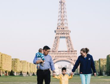 Paris with Kids featured by top Seattle family travel blog, Marcie in Mommyland