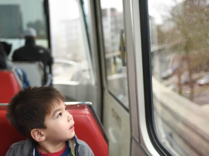 6 Reasons Your Kid Should Ride Seattle's Monorail