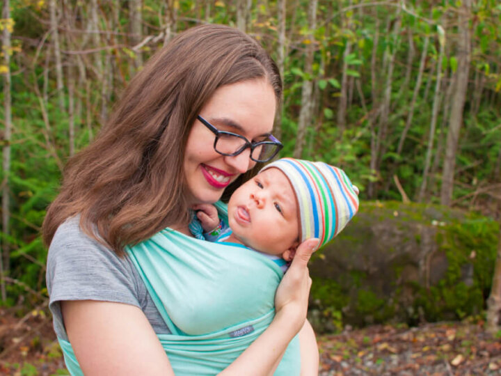 Happy Wrap Baby Carrier Review