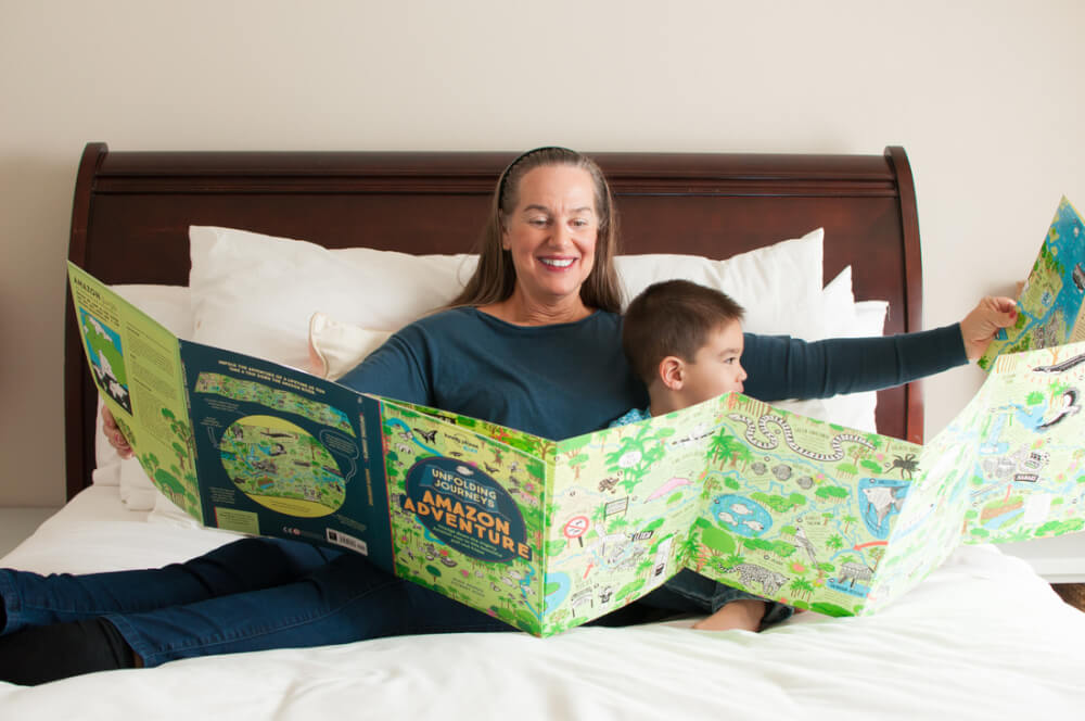 Travel Books to Inspire Adventure for Babies, Toddlers and Preschoolers