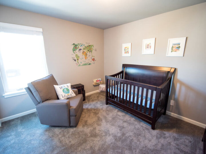 Decorate Your Nursery, Not Your Crib