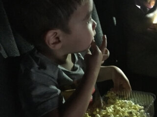 4 Tips for Toddler's First Movie Theater Experience