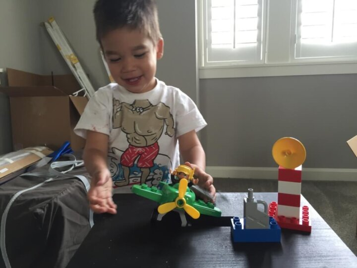 LEGO Duplo Little Plane Toy Review