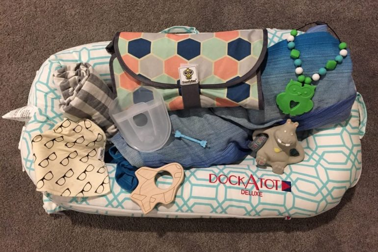 : Baby Essentials for second baby, featured by top Seattle mom blogger, Marcie in Mommyland