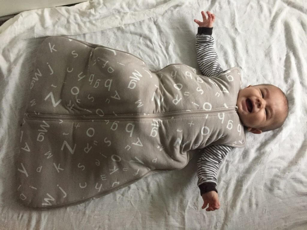 Gunapod Luxury Bamboo Sleep Sack is perfect for babies and toddlers and is a family trip packing essential.