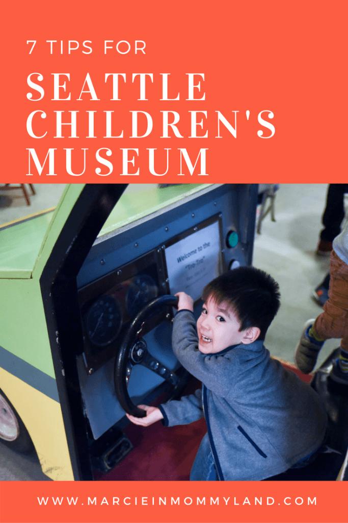 7 Tips for Seattle Children's Museum