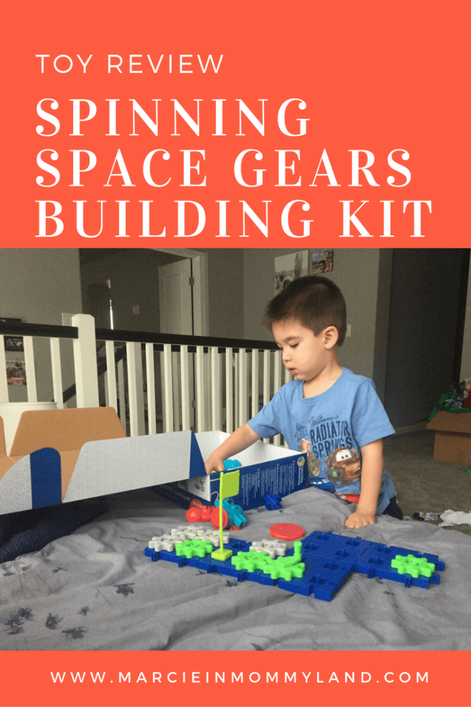 Spinning Space Gears Building Kit Review