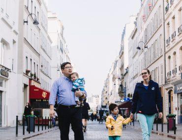 Flytographer in Paris