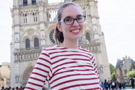The Original Breton Shirt at Notre Dame