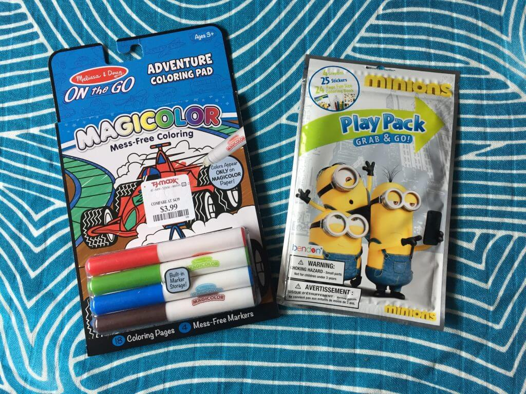 Target and TJ Maxx items