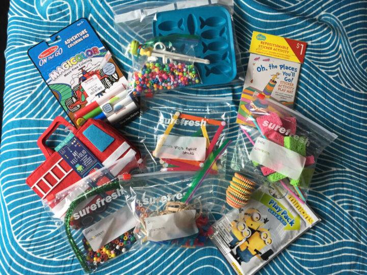 Busy Bag ideas