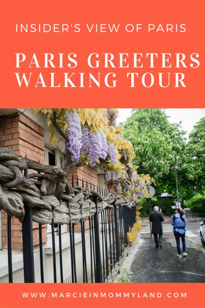 Paris Greeters Walking Tour