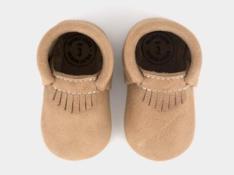 Freshly Picked Giveaway for Leather Moccasins