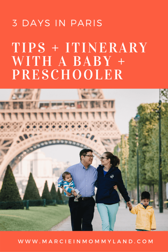 3 Days in Paris Tips + Itinerary