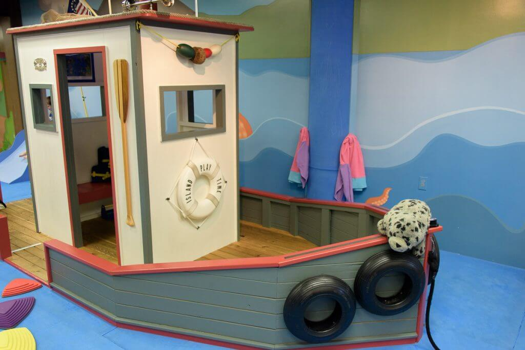 A Place to Place indoor playspace in Friday Harbor, WA