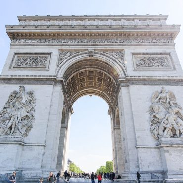 Exploring the Arc de Triomphe with Kids