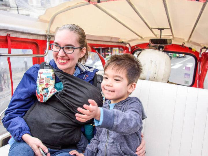 Photo of TukTuk in Paris, a tuk tuk Paris tour for kids and families #tuktuktour #pariswithkids #paristour #tourofparis #familytravel