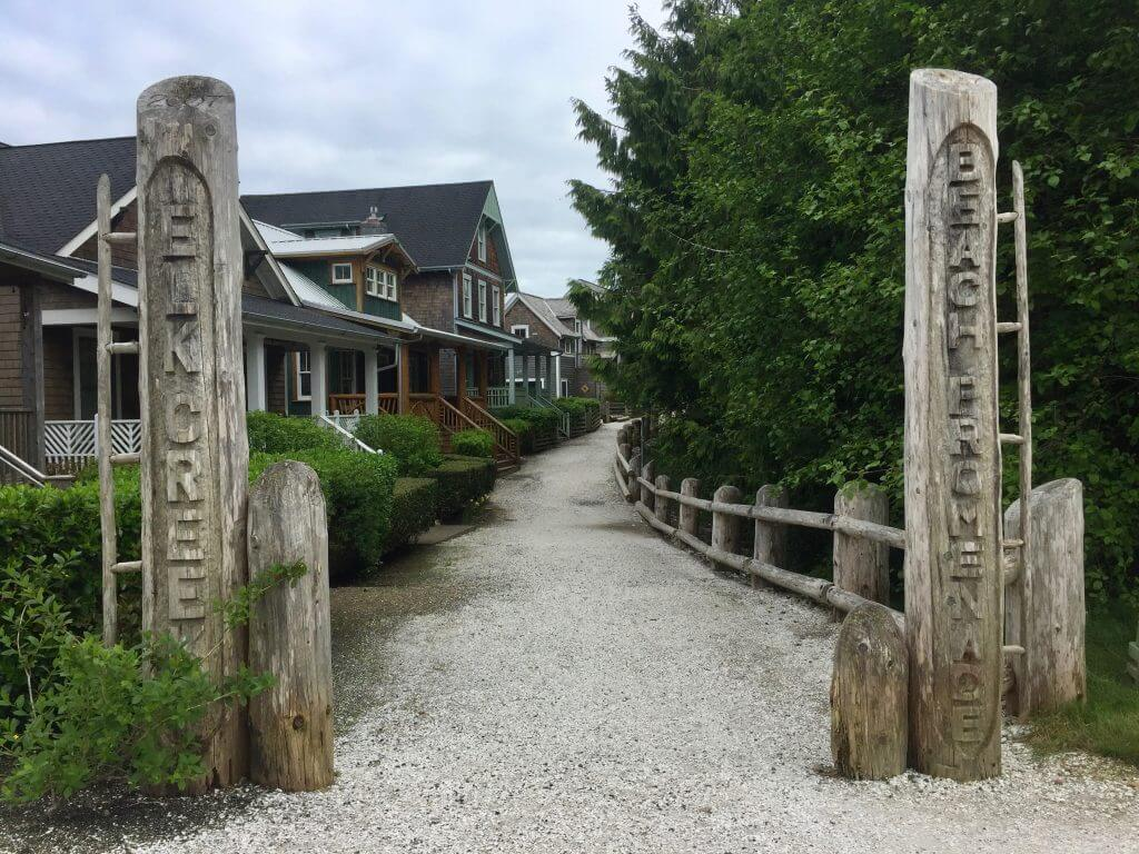 Seabrook, WA is a top pick for a family trip in the Pacific Northwest