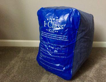1st Class Kids Travel Pillow