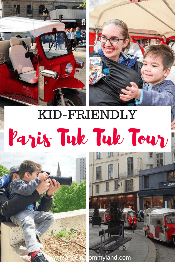 electric tuk tuk paris private tours for kids and families. Black Bedroom Furniture Sets. Home Design Ideas