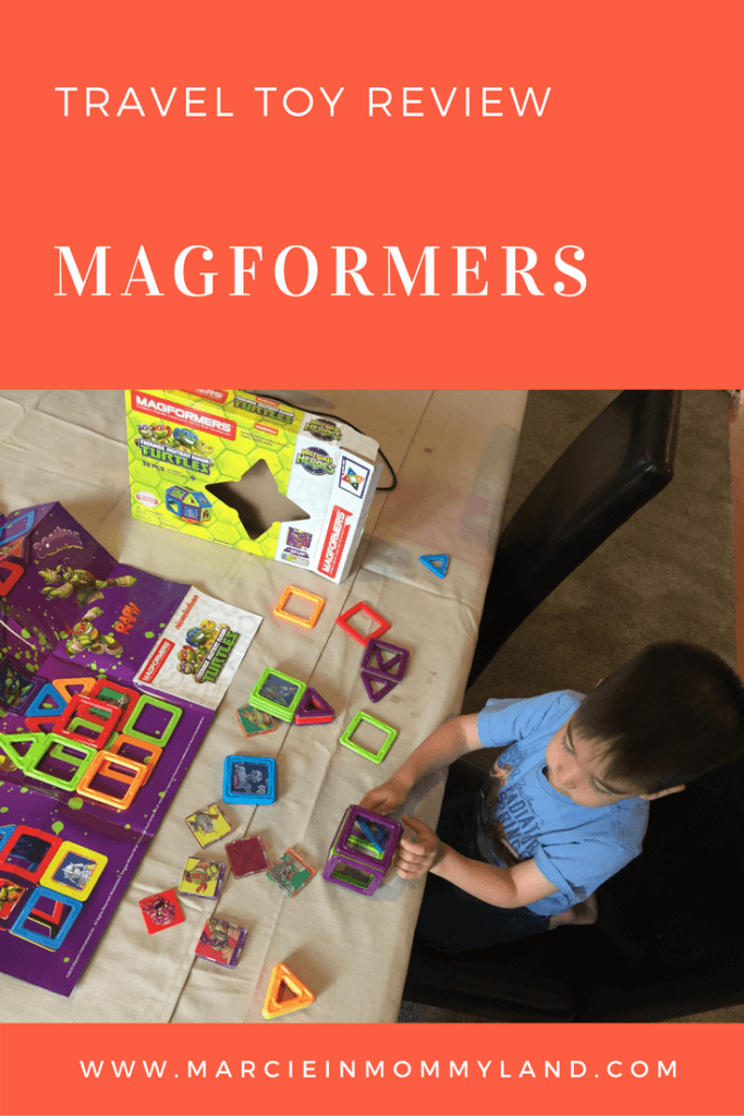 Magformers Toy Review