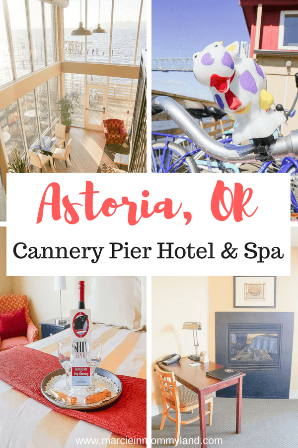Astoria Oregon Cannery Pier Hotel & Spa is the top Astoria Oregon hotel #travelastoria #traveloregon #oregoncoast #cannerypierhotel #cannerypierhotelandspa #pnw #oregon
