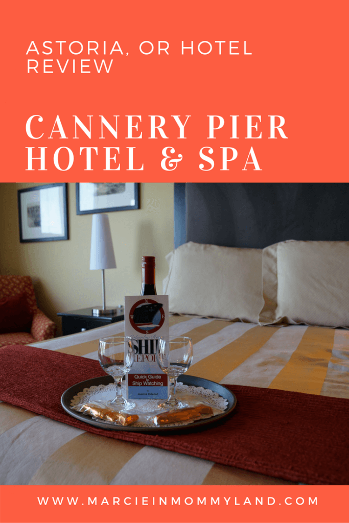 Cannery Pier Hotel & Spa review