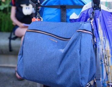 Lassig Diaper Bag in Disneyland