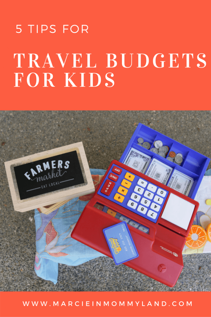 5 Tips for Travel Budgets for Kids